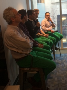 Investors in Green Pants